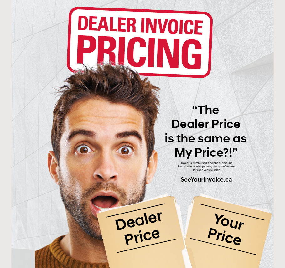 Dealer Invoice Pricing
