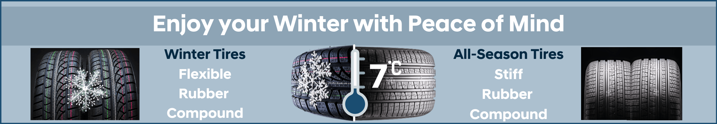 benefits of winter tires