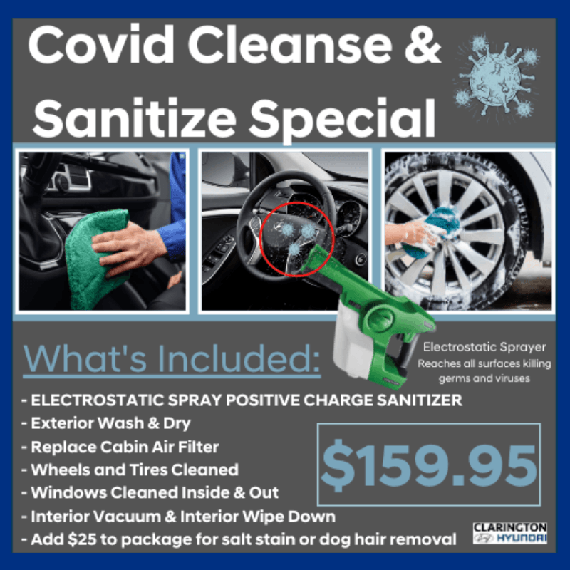 covid cleanse special