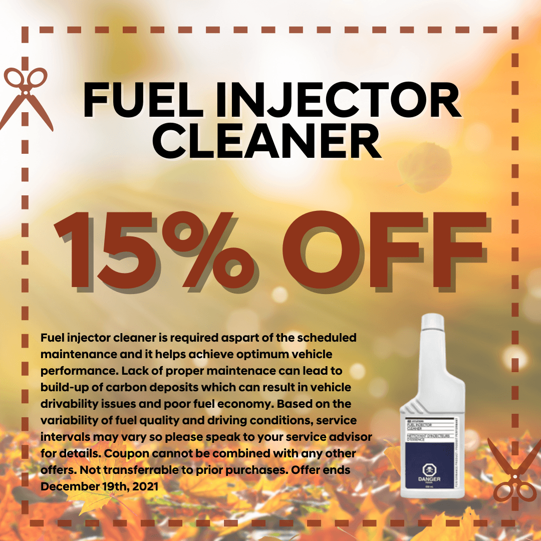 Fuel Injector cleaner special Clarington