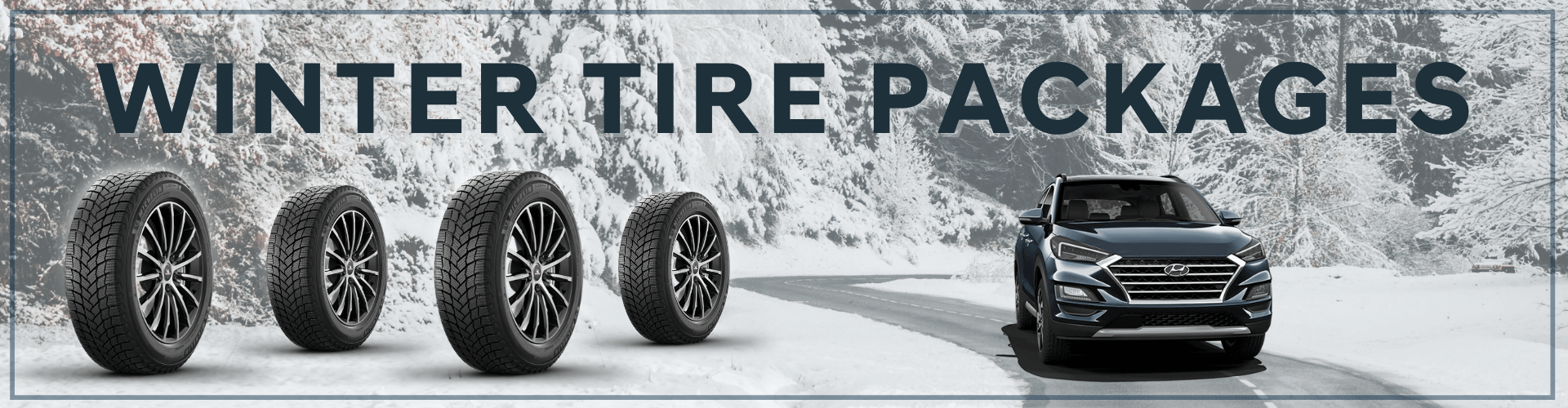Winter Tire Packages Clarington