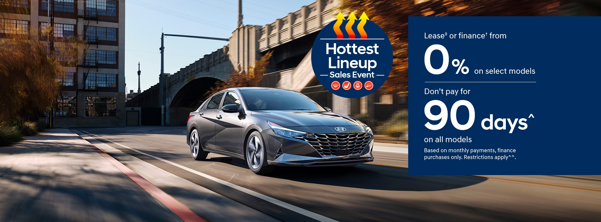 Hyundai October special hottest lineup Bowmanville